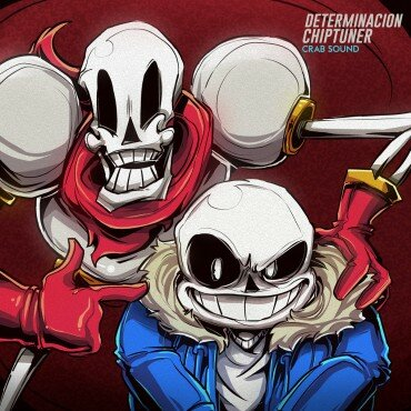 Determinación Chiptuner / Tributo Undertale [56079]